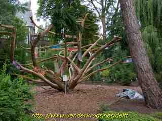 Botanische Tuin Delft : Delft in fotos
