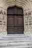 Heiligenstatuen am Westportal des Grazer Doms