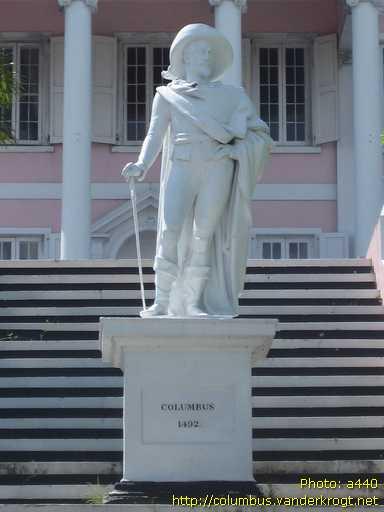 Nassau /  Christopher Columbus
