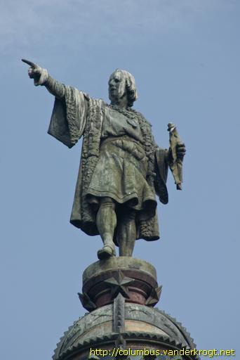 Monumento a Colón (Barcelona) - Sitiosturisticos.com