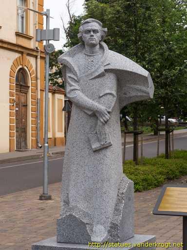 Vilnius Tarasas evenko