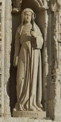 sveta Neža (Agnes) - opatinja